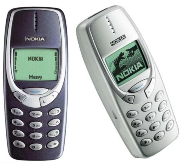 Nokia 3310 fue lanzado en el 2000 y tenía el juego snake - Blog Hola Telcel