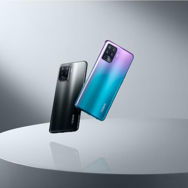 Telcel OPPO Reno5 Lite modelos colores