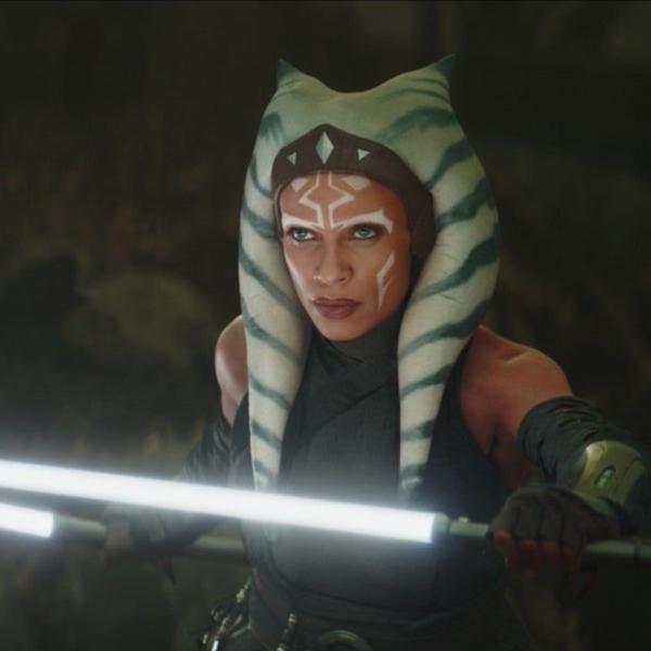 Ahsoka Tano, Rosario Dawson serie Star Wars