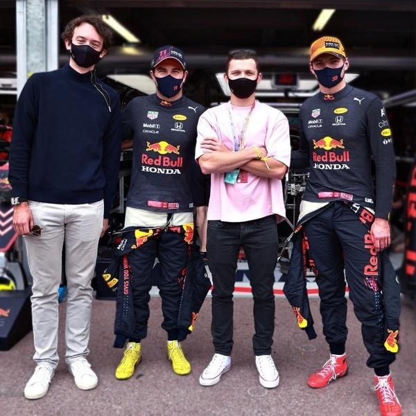 Red Bull Racing Gran Premio de Mónaco Fórmula 1