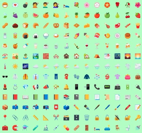 Todos los rediseños de emojis en Android 12 Beta 1 - Blog Hola Telcel