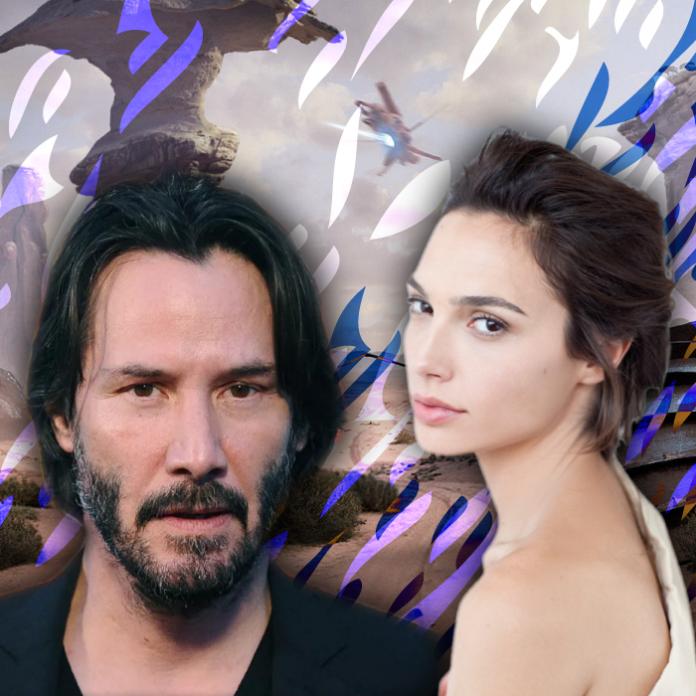 Gal Gadot y Keanu Reeves serían los nuevos protagonistas de Star Wars