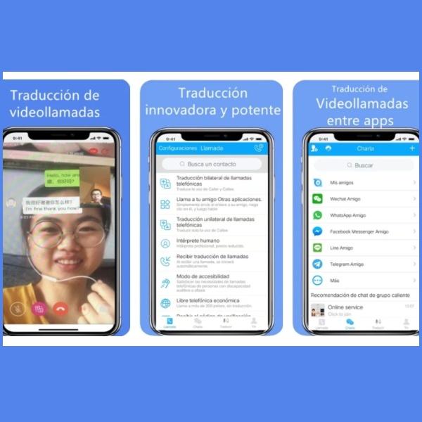 app para traducir llamadas en WhatsApp y Facebook -blog Hola Telcel