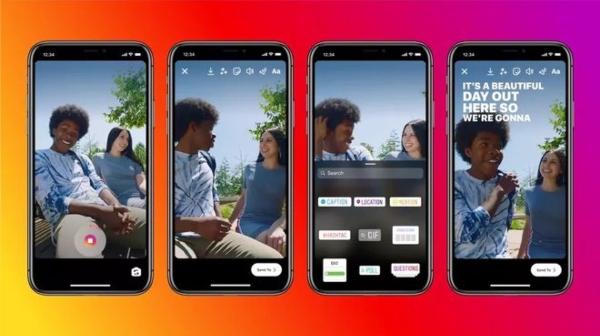 Cómo activar los subtítulos automáticos de Instagram Stories