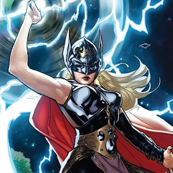 Jane Foster, nueva Thor, cómics