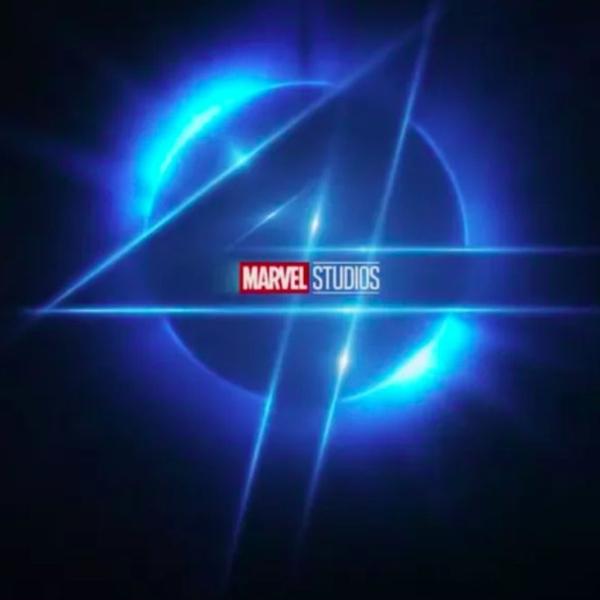 Los 4 Fantásticos Marvel, logo oficial