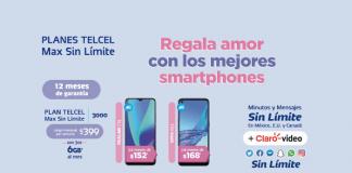 estrena celular con un Plan Telcel Max Sin Límite - Blog Hola Telcel