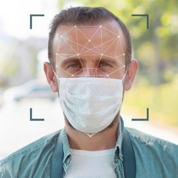 Reconocimiento facial con mascarilla iPhone