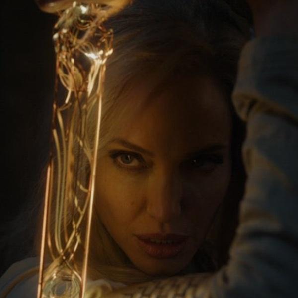 Angelina Jolie como Thena, parte de los Eternos de Marvel- Blog HolaTelcel