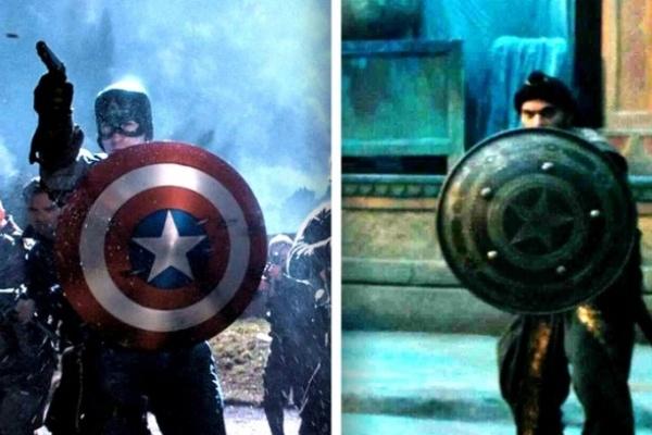 Referencias del Capitán América en The Eternals- Blog HolaTelcel