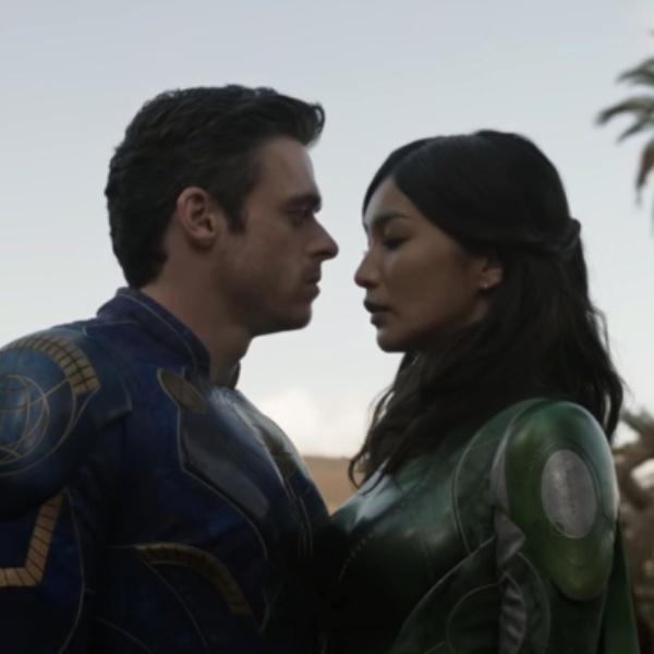 Romance entre Richard Madden y Gemma Chan, Ikaris y Sersi, nueva película de Marvel- Blog HolaTelcel Gemma
