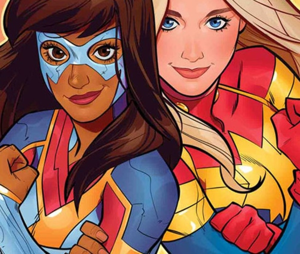 The Marvels tendra tres protagonistas