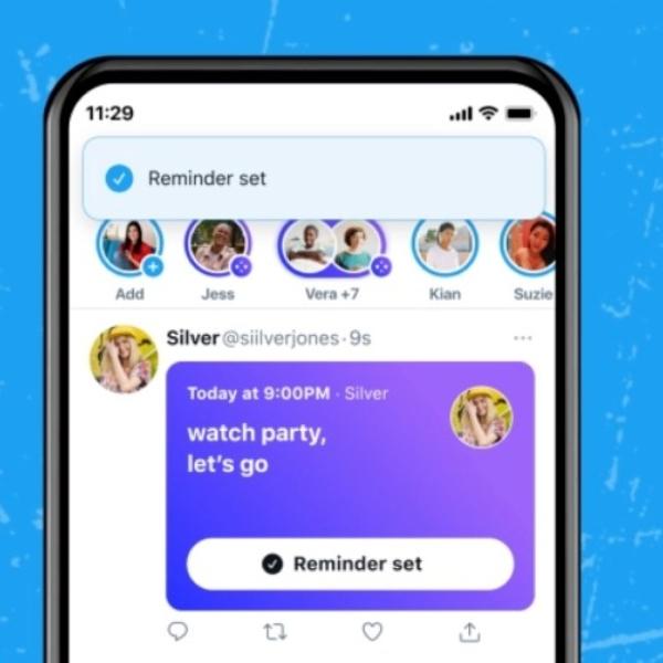 Twitter Spaces nueva plataforma para hacer salas de audio