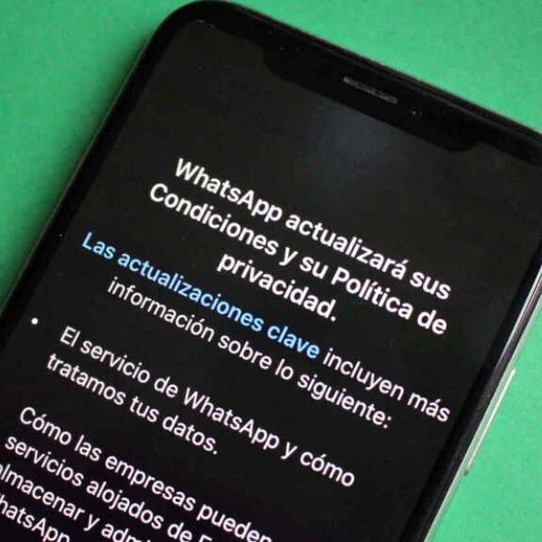 WhatsApp nuevas condiciones y políticas de seguridad para el 15 de mayo