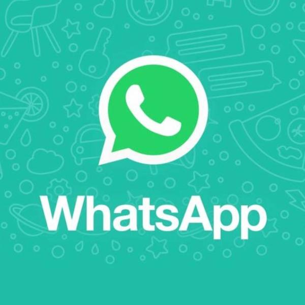 WhatsApp Web logo inicio