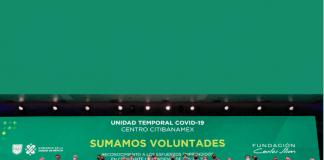 Clausura de Unidad Temporal COVID 19