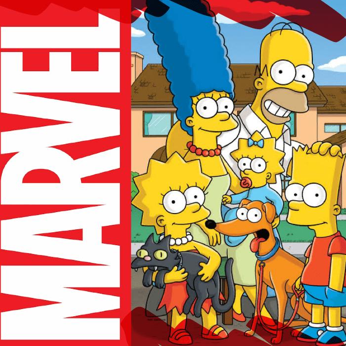 Los Simpson y Marvel tendrán un crossover- Blog Hola Telcel