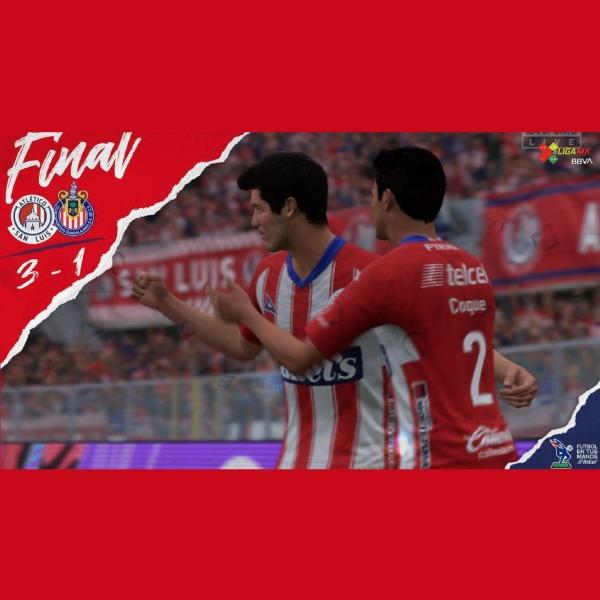 El Atlético de San Luis, ganador en la eLiga MX con Martín Sánchez- Blog HolaTelcel