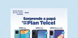 Consiente y sorprende a papá con un nuevo OPPO a un increíble precio en un Plan Telcel Max Sin Límite 6000.- Blog Hola Telcel