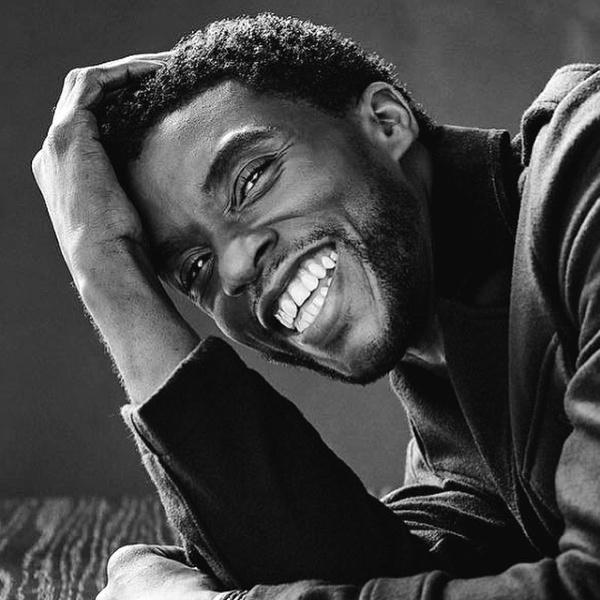 Chadwick Boseman, muerte, última foto en Twitter- Blog HolaTelcel