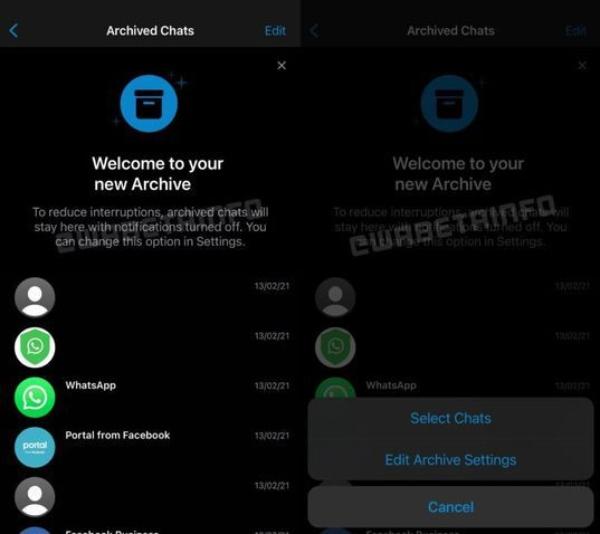 Nuevos chats archivados, actualización para iOS.- Blog Hola Telcel