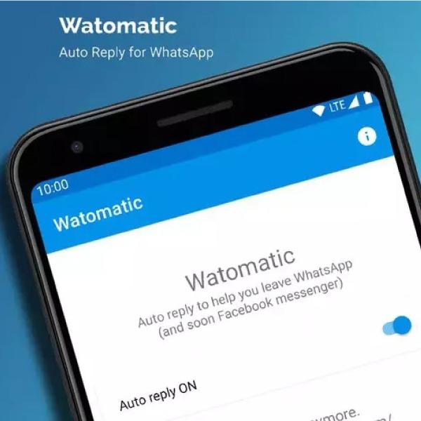 Responder en automático en WhatsApp con Watomatic