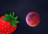Por qué se llama Luna de Fresa - Blog Hola Telcel