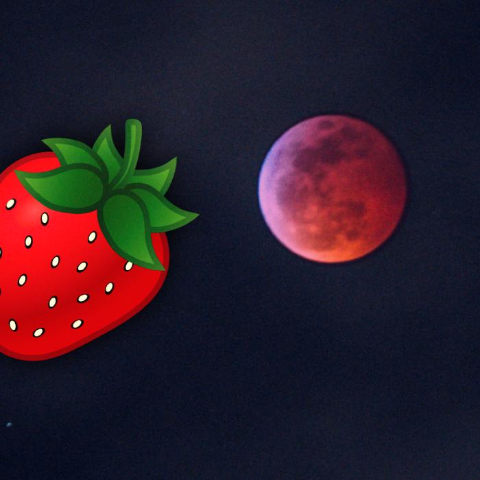 Qué es la Luna de Fresa - Blog Hola Telcel