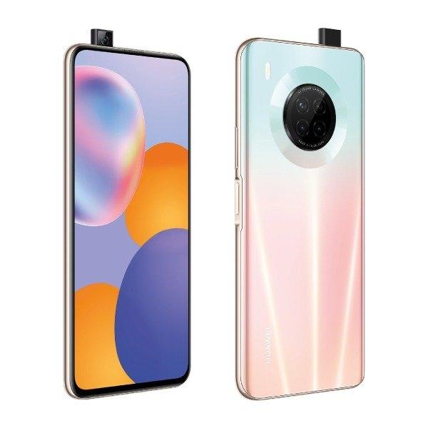 asi es el diseño del Huawei Y9A - blog hola telcel