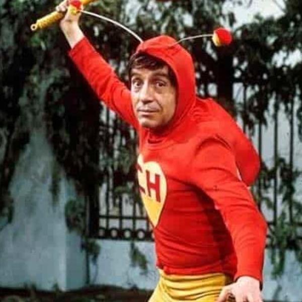El Chapulín Colorado, otro personaje de Roberto Gómez Bolaños que podría unirse a Disney.- Blog Hola Telcel