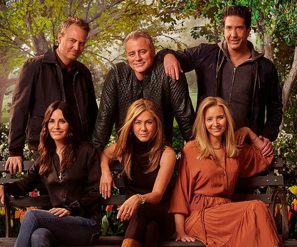 Reunión de Friends para el especial de HBO Max. Chandler, Joey, Ross, Mónica, Rachel y Phoebe. - Blog HolaTelcel