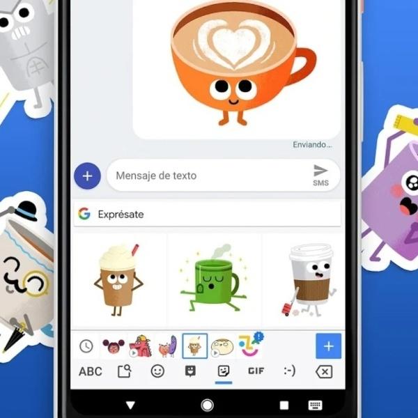 Gboard, teclado de Google en la Play Store para hacer emojis gigantes- Blog HolaTelcel