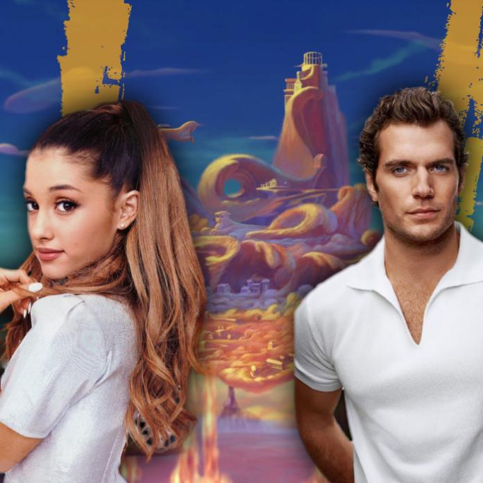 Henry Cavill y Ariana Grande podrían protagonizar el live-action de 'Hércules- Blog Hola Telcel