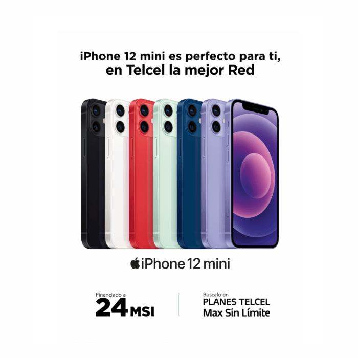 iPhone 12 mini en Telcel - Blog hola Telcel