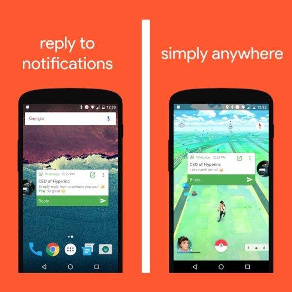 Notifly, app de Google Play para crear burbujas flotantes en los chats de WhatsApp- Blog Hola Telcel