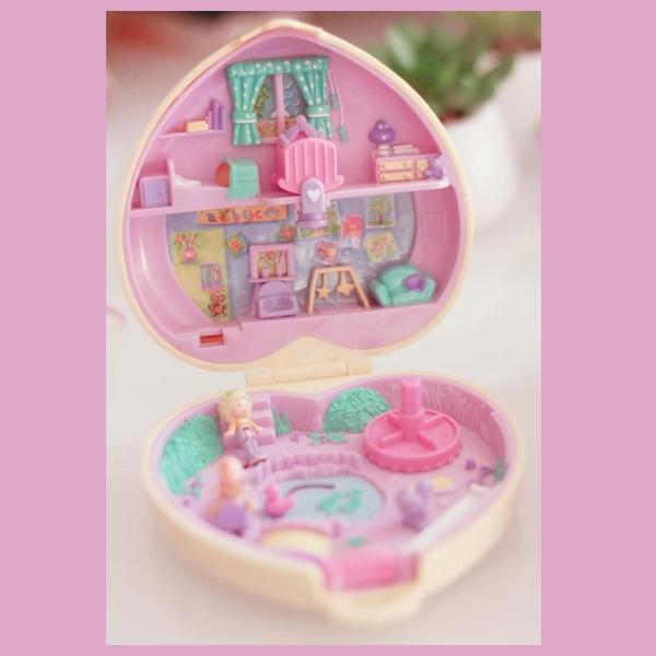 las muñecas Polly Pocket miniatura tendrán película con Lily Collins -blog hola telcel