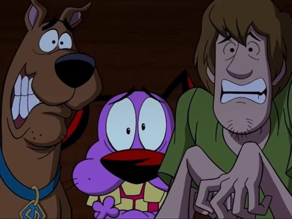 Scooby-Doo y Coraje, el perro cobarde, tendrán una película juntos.- Blog Hola Telcel