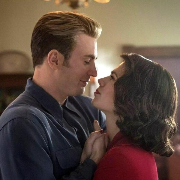 Nueva serie de Capitán América con Chris Evans contaría cómo fue el reencuentro entre Steve Rogers y Peggy Carter.- Blog Hola Telcel