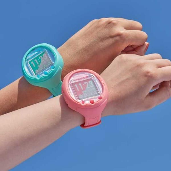 Tamagotchi Smart en color rosa y azul, primero llegarán a Japón.- Blog Hola Telcel