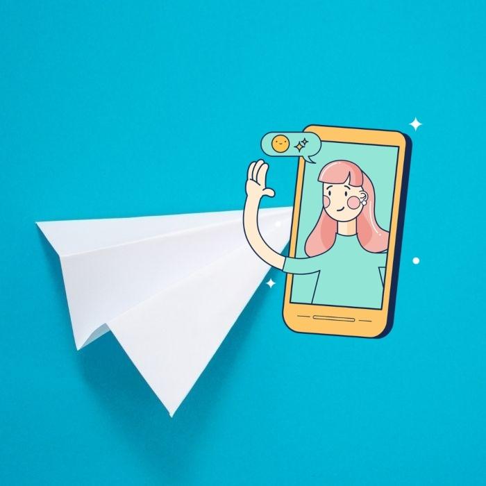 Videollamadas en grupo, la nueva función de Telegram - Blog Hola Telcel