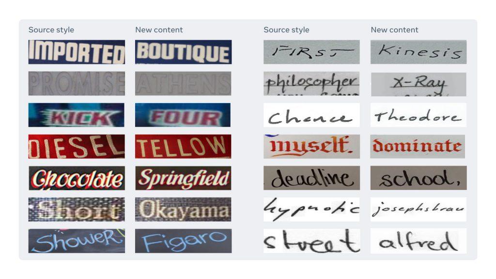 herramienta de Facebook que imita tu propia letra TextStyleBrush - Blog Hola Telcel