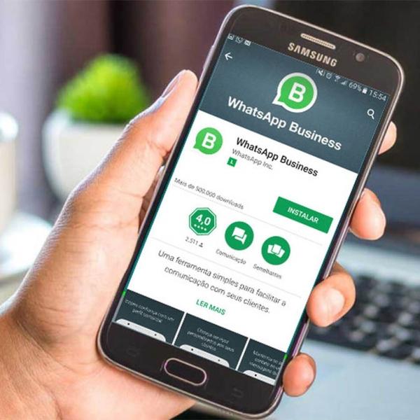 WhatsApp Business para descargar desde Google Play en teléfonos Android.- Blog Hola Telcel