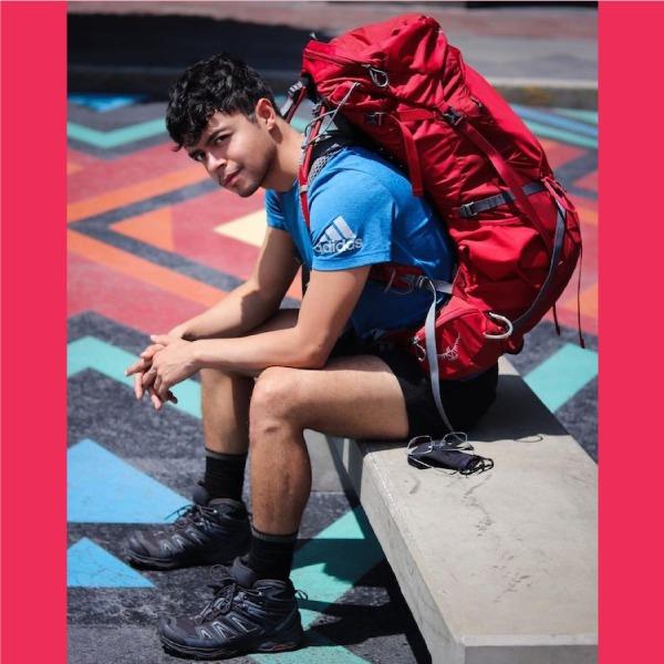 7wonderswalk, mexicano que caminará 7 años - Blog Hola Telcel