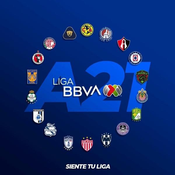 Ya está listo el calendario del Apertura 2021 de la Liga MX.- Blog Hola Telcel
