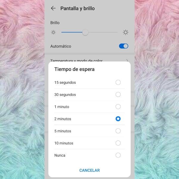 Activa el bloqueo automático de tu teléfono para ahorrar batería.- Blog Hola Telcel