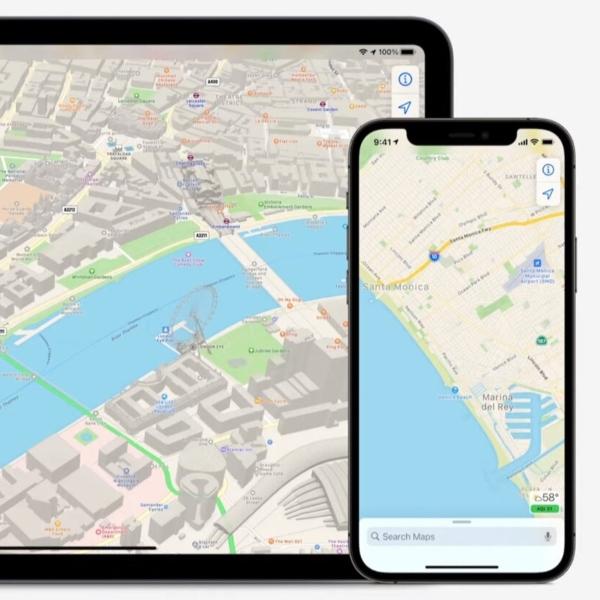 Calidad del aire en Mapas, una de las novedades del iOS 14.7.- Blog Hola Telcel