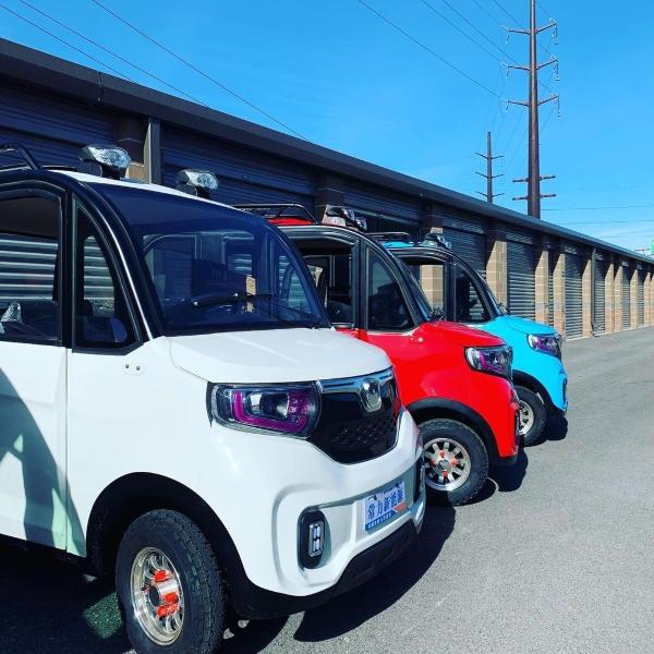 Los diferentes modelos, colores y presentaciones del ChangLi, el auto más barato del mundo.- Blog Hola Telcel