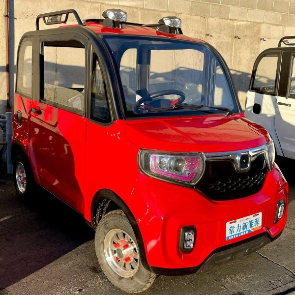 ChangLi: el auto más barato del mundo que puedes comprar por Internet.- Blog Hola Telcel