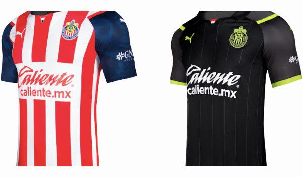 Chivas presentó las nuevas playeras que ocuparán en el Apertura 2021.- Blog Hola Telcel