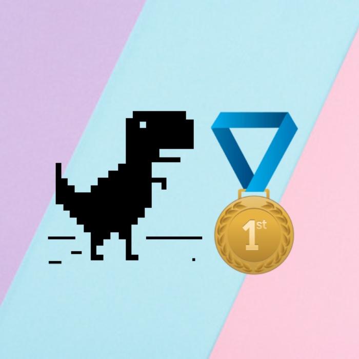 ¡El dinosaurio de Google ahora es olímpico y así puedes jugar con él!- Blog Hola Telcel